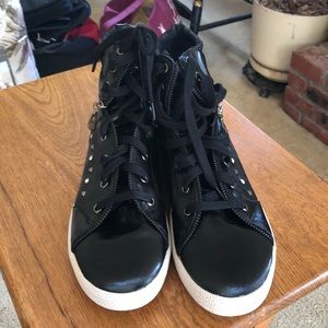 G by Guess High Top Sneakers